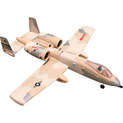 Dynam A-10 1:8 Brushless Eléctrico 70KM/H Quadcopter RC 4ch 2.4G EPO Pink & Yellow Necesita Un Poco de Ensamblaje