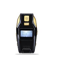 Onda fekete hd 8g MP3 USB 2.0 nélküli TF kártya miniatűr felvétel pen-a8