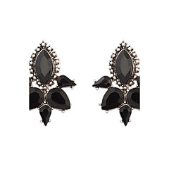 Fashion Droplets Petals Earrings