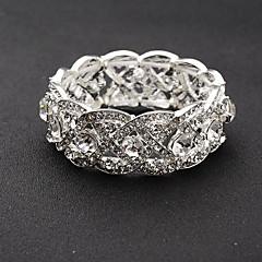 Legering Dames Ketting Armbanden Bergkristal