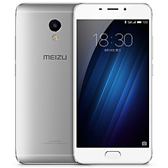 "MEIZU M3E 5.5 "" Flyme OS טלפון חכם 4G ( SIM כפול Octa Core 13 MP 3GB + 32 GB כסף )"