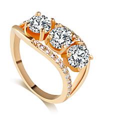 Alloy Ring Midi Rings Wedding 1pc