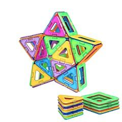 Παιχνίδια μαγνήτες 93 Κομμάτια MM Παιχνίδια μαγνήτες Τουβλάκια Πρωτότυπες Executive Παιχνίδια παζλ κύβος για δώρο