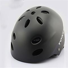 קסדה-לילדים-הר-רכיבה על אופניים / רכיבה על אופני הרים / הליכה / טיפוס(לבן / אדום / שחור / כחול / אפרסק,ABS)17 פתחי אוורור