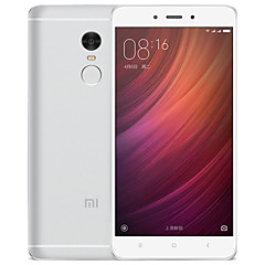 Xiaomi Redmi Note 4 martphone(3GB RAM 64GB Rom Helio X20 Fingerprint 2.5D creen 13.0mp PDAF Camera)