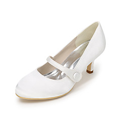 Women's Heels Spring / Summer / Fall Silk Wedding / Party & Evening