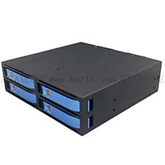 2,5-tommers harddisk skuffer 4-bits grensesnitt ekstern harddisk skuff låse dual makt spot