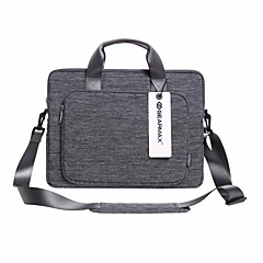 høy kvalitet støtsikkert laptop case menns datamaskin veske for MacBook Air 13.3 / macbook pro 15,4 overflaten bok