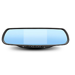 E Road Air E9 Rear View Mirror Car Recorder Dual Lens HD 5 Inch Car Android Navigation Reversing Three In One