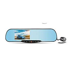 εγγραφής ασφάλιση εγγραφής νύχτα κάτοπτρο αυτοκίνητο VISION HD 1080p αυτοκινήτων οχημάτων δώρο 2,8 ιντσών
