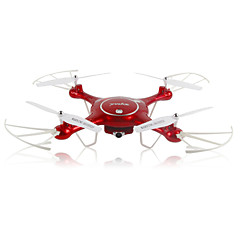 SYMA X5UW Drone 6 axis 4CH 2.4G RC QuadcopterLED Lighting / One Key To Auto-Return / Headless Mode / 360°Rolling / Access Real-Time