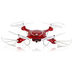 SYMA X5UW Drone 6 Asse 4 Canali 2.4G Quadricottero RcIlluminazione LED / Tasto Unico Di Ritorno / Controllo Di Orientamento Intelligente