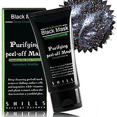shills očistný hloubkové čištění odlupovací černou masku (1ks)