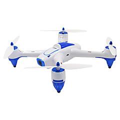 XiaoBaiMa/XBM XBM-55 Drone 6 Asse 4 Canali 2.4G Quadricottero RcIlluminazione LED / Tasto Unico Di Ritorno / Auto-Decollo / Failsafe /