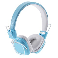JKR 112 3.5MM Plug Foldable Wired Stereo HiFi Music Headphones Headset With Microphone For Computer And Mible Phone