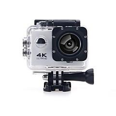 SJ8000 מצלמה בסגנון / מצלמת פעולה 16MP 4000 x 3000 WIFI / עמיד במים / ניתן להתאמה / Wireless 30fps 4X ± 2EV 2 CMOS 32 GB H.264צילום(סינגל