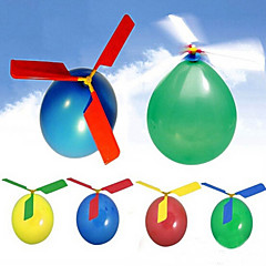 Puzzle True Lift Balloon Aircraft Toys (Random color)
