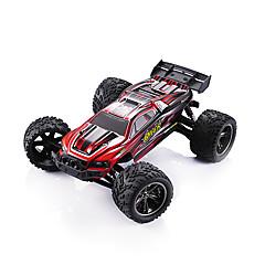 Homokfutó 1:12 RC Car 2,4 G Piros / Zöld Gyárilag összeszereltTávirányítós autó / Távirányító/Jeladó / Akkumulátor töltő / Akkumulátor