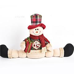 Spielzeuge Weihnachtsdeko Santa Anzüge / Schneemann Zeichentrick / lieblich / Gute Qualität / Modisch UrlaubszubehörFür Jungen / Für
