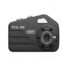 HD1080 מצלמה בסגנון / מצלמת פעולה 16MP 4000 x 3000 Wifi מתכוונן עמיד במים Wireless 30fps 4X ± 2EV 2 CMOS 32 GB H.264אנגלית צרפתית גרמנית
