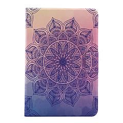 For Apple iPad Mini 4  iPad Mini 3 2 1 Case Cover Mandala Stent Card PU Leather Material Flat Protective Shell