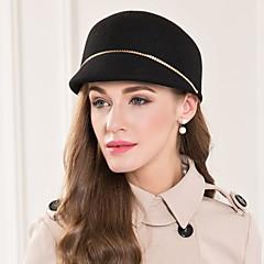 נשים סגסוגת צמר כיסוי ראש-אירוע מיוחד קז'ואל כובעים חלק 1
