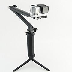 GoPro příslušenství Telescopic Pole Monopod Tripod Připevnění Multifunkční, Pro-Akční kamera,Gopro Hero 5/4/3/3+/2/1 Rollei Action cam