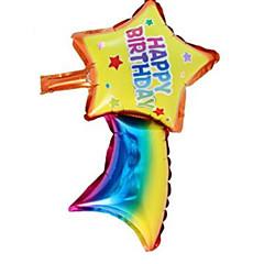 Ballonnen Vierkant 2 tot 4 jaar 5 tot 7 jaar 8 tot 13 jaar