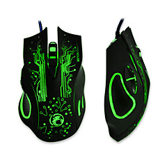 Gaming Mouse 1000/1600/1600DPI/2400/3200 Estone X9
