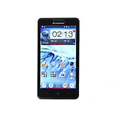 """Lenovo P780 5.0 """" Android 4.2 Smartphone 3G ( Chip Duplo Quad Core 8 MP 1GB + 4 GB Cinzento )"""
