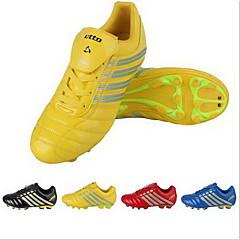 Fußball-Schuhe Unisex Rutschfest Anti-Shake Wasserdicht Luftdurchlässig im Freien PVC Leder Fussball
