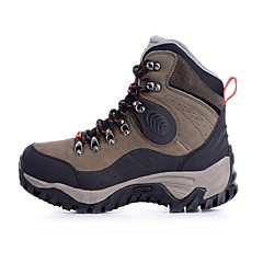 Hiking Shoes Casual Shoes Mountaineer Shoes Men's Anti-Slip Anti-Shake/Damping Wearproof Breathable Outdoor Real Leather RubberHiking