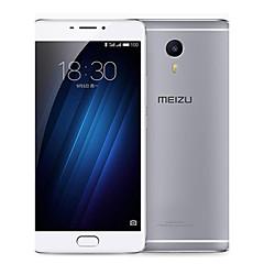 """MAX 6.0 """" Android 4.4 Smartphone 4G (Chip Duplo Octa Core 13 MP 3GB + 64 GB Prateado)"""