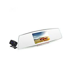 工場OEM M6S novatek NT9663+322 Full HD 1920 x 1080 車のDVR 5 インチ スクリーン CMOS ダッシュカム