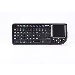 multimedia tastatur trådløst tastatur med mus touchpad for android tv boks / pc / IPTV