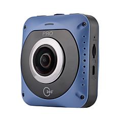 GV720B Câmara de Acção / Câmara Esportiva 1280x960 WIFI / USB / Ângulo Largo 30fps 32 GB H.264 Disparo Simples / Disparo ContínuoViagem /
