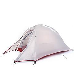 נשימה ייבוש מהיר עמיד ברוח מאוורר היטב מתקפל נייד חדר אחד אוהל