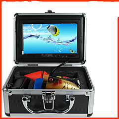 Fischfinder Unterwasserkamera 30m Unterwasserfischen DVR-Aufnahmekamera HD 1000 TVL 7 '' digitaler LCD-Bildschirm