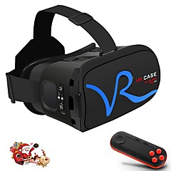 VR Glasses VR CASE RKA1 Head Strap VR Virtual Reality Glasses for 4-5.8 Inches Phone 3D IMAX Touch Control Mobile with Gamepad