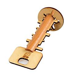 Knifflige Puzzle Zylinderförmig Holz 2 bis 4 Jahre 5 bis 7 Jahre 8 bis 13 Jahre