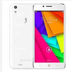 Xiaolajiao Renxing Wayward LA2-S  5.0  Android 4.4 4G Smartphone (Dual SIM Quad Core 8 MP 1GB  8 GB Grey / Gold / White)