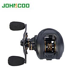 גלילי דיג גלילי פיתיון יצוק 6.3:1 14 מיסבים כדוריים ימינים / איטר דיג בים / Spinning / דיג ג'יג / דייג במים מתוקים / דיג בפתיון / דיג כללי