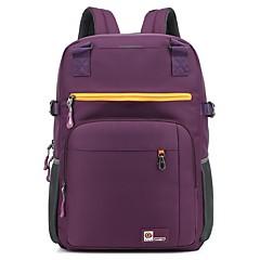 Coolbell 17,3 polegadas grande capacidade impermeável multipurpose mochila laptop mochila estudantes ombro saco cb-5009