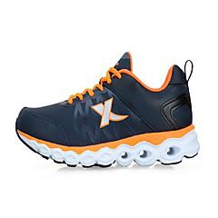 X-tep Sneakers Heren Anti-slip Slijtvast Ademend Voor Buiten Prestatie PVC Leder Rubber Hardlopen Recreatiesport