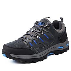 Tênis Tênis de Caminhada Sapatos de Montanhismo Homens Anti-Escorregar Anti-Shake Almofadado Ventilação Impacto Secagem Rápida Vestível