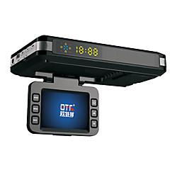 OEM fábrica UTC-OTF-VGR1-11 JIELI (continente) HD 1280 x 720 DVR Car 2.7 Polegadas Tela 9712 traço Cam