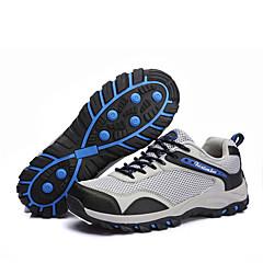 Tênis Sapatos Casuais Sapatos de Montanhismo HomensAnti-Escorregar Anti-Shake Almofadado Ventilação Impacto Anti-desgaste Secagem Rápida