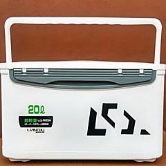 Коробка для рыболовной снасти Коробка для рыболовной снасти Водонепроницаемый 1 Поднос*#*23 Пластик