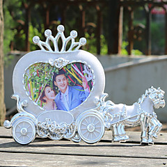 The Carriage Wedding Photo Frame