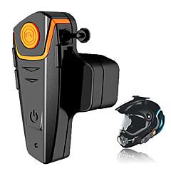 1pc waterdichte motorfiets moto interphone headset met FM-radio helm headset voor ruiters draadloze bluetooth helm intercom